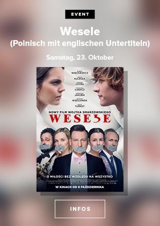 Polnischer Film: Wesele OmeU