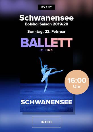 "Bolshoi Ballett 2019/20: ""Schwanensee"""