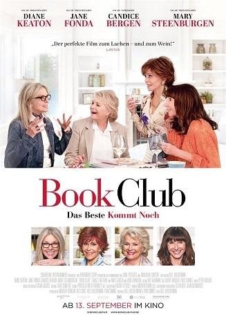 Kino für Kenner: BOOK CLUB - DAS BESTE KOMMT NOCH