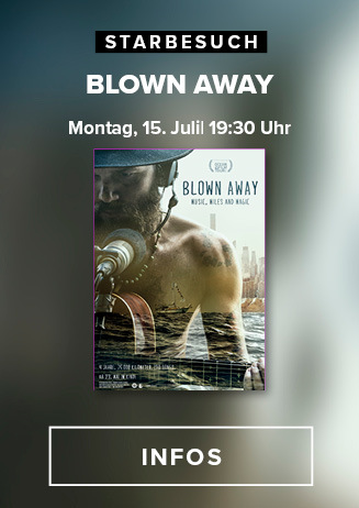 Starbesuch zu BLOWN AWAY
