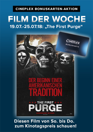"Film der Woche: ""The First Purge"""