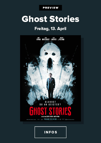 "Preview: ""GHOST STORIES"""