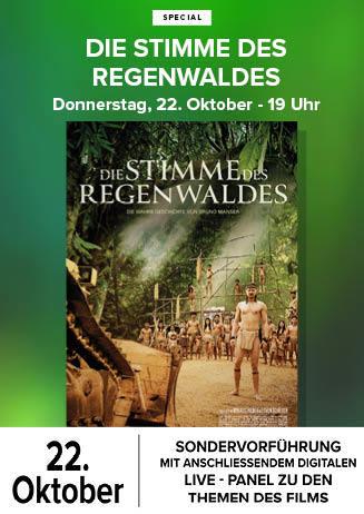 """201022 Special """"Die Stimme des Regenwaldes"""""""