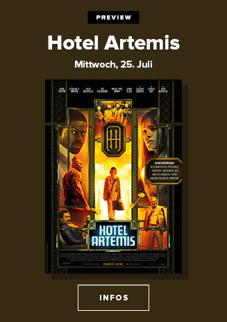 "Preview ""Hotel Artemis"""