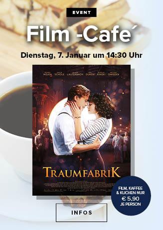 Filmcafé: Traumfabrik