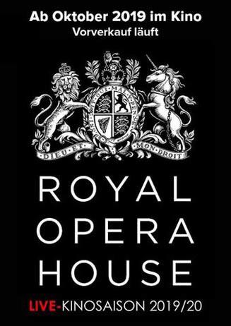 Royal Opera House Saison 2019-20