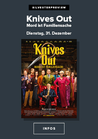 Knives Out (Silvesterpreview)