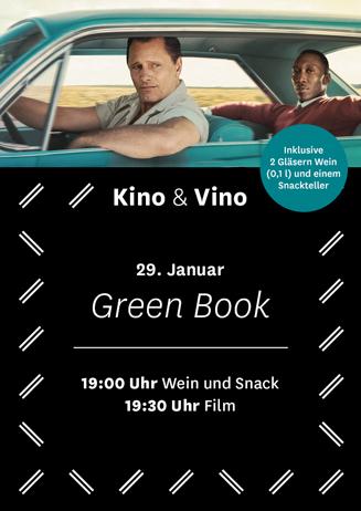 Green Book in der Kino et Vino Preview