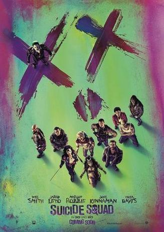 Suicide Squad VVK ab dem 14.07.2016