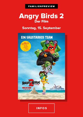 Fam.Prev. Angry Birds 2 15.9.2019