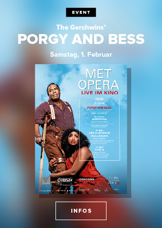 Met Opera: THE GERSHWINS' PORGY AND BESS
