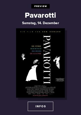 Vorpremiere: Pavarotti
