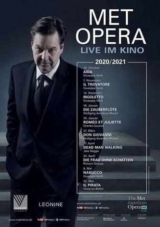 Klassik im Kino: MET  Aida (Verdi)