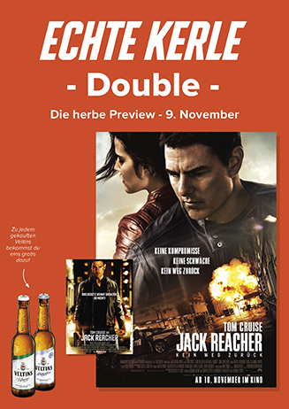 Echte Kerle Preview - Douple Feature: Teil 1 & Teil 2