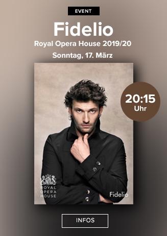 """Royal Opera House 2019/20: """"Fidelio"""""""