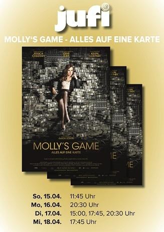 JUFI - Mollys Game