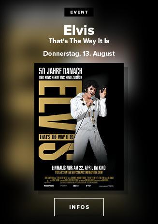 Event: Elvis 13.8.