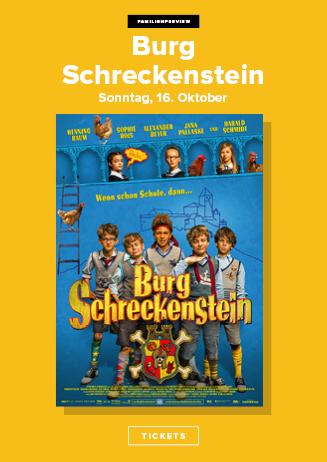 16.10. - Familienpreview: Burg Schreckenstein