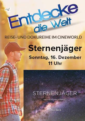 """181216 EdW """"Sternenjäger - Abenteuer Nachthimmel"""""""