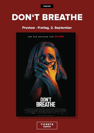 "Preview ""Don´t Breathe"""