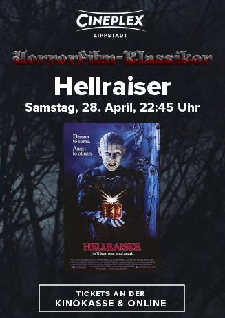 Horror Hellraiser
