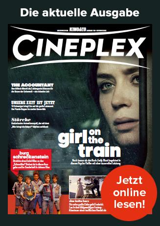 """Die aktuelle """"Cineplex"""" ist da!"""