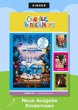 Cineplex Kindernews 2/2017