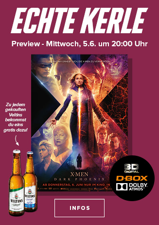 """Echte Kerle Preview: """"X-Men: Dark Phoenix"""""""