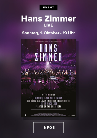 "171001 Special ""Hans Zimmer Live"""