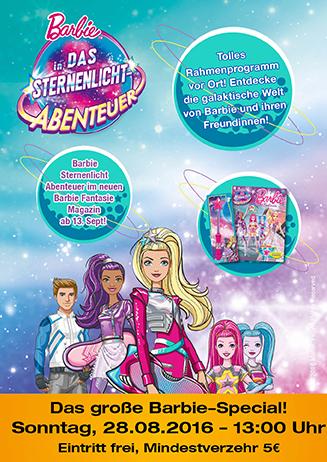 """160828 Barbie-Special """"Barbie - Das Sternenlichtabenteuer"""""""