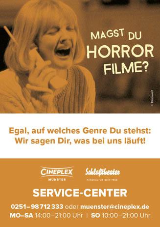 Service-Center Scream