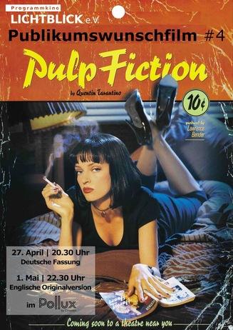 Lichtblick Pulp Fiction