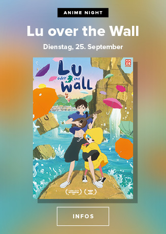 Anime Night Lu over the Wall