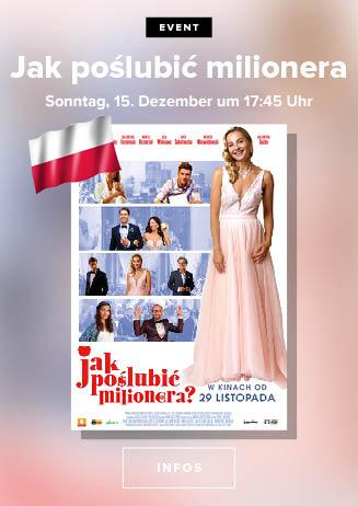 """Polnische OV: """"Jak poslubic milionera"""""""
