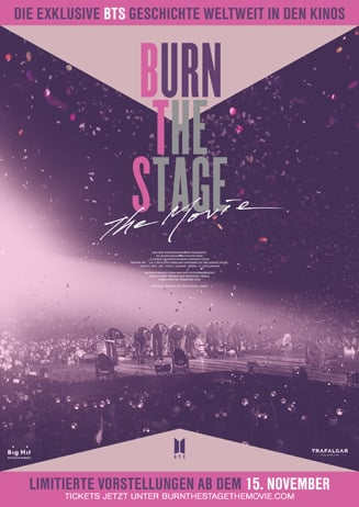 BTS - Burn The Stage: The Movie