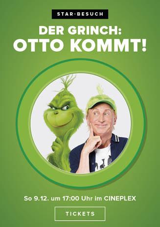 Otto kommt zu DER GRINCH