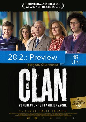 """160228 Preview """"El Clan"""""""