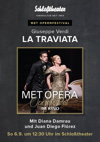 MET Opernfestifal: LA TRAVIATA
