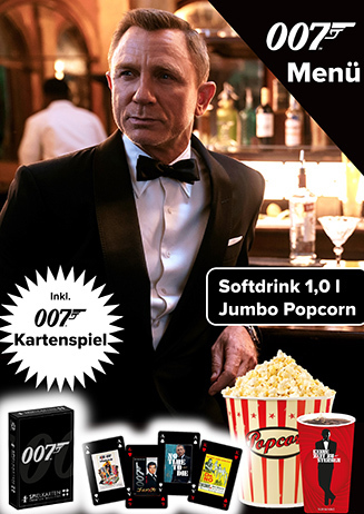 007 Menü