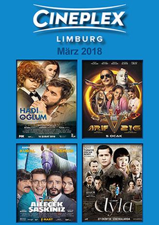 Türkische Filme im Cineplex Limburg