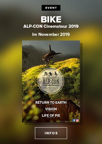 Alp-Con CinemaTour 2019: BIKE