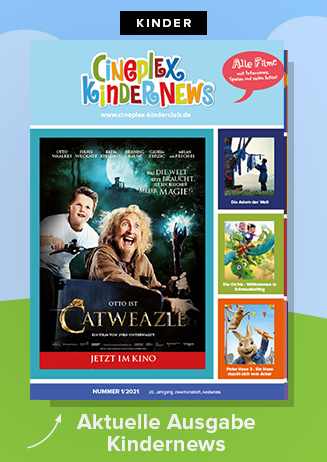 Cineplex-Kindernews