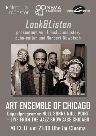 Look& Listen: ENSEMBLE OF CHICAGO