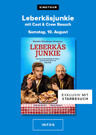 Leberkäsjunkie Kinotour