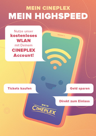 Mein CINEPLEX – Mein Highspeed