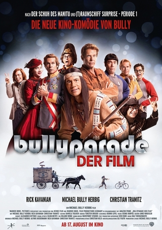 Bullyparade After-Filmparty