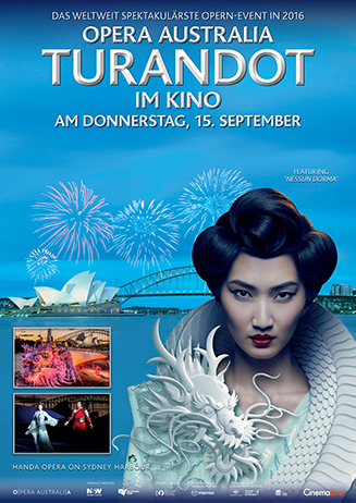 Opera Australia: Turandot on Sydney Harbour