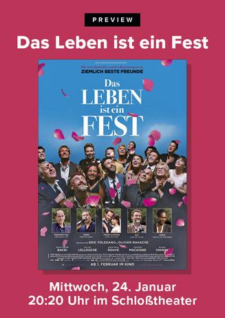 Preview: DAS LEBEN IST EIN FEST