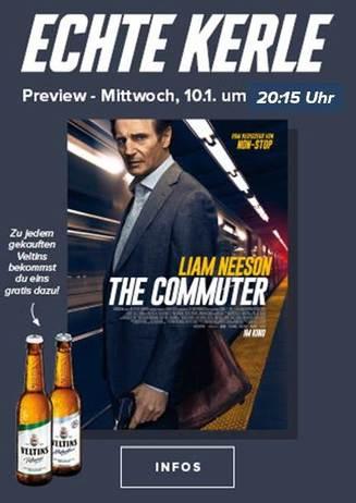 Echte Kerle Preview: The Commuter