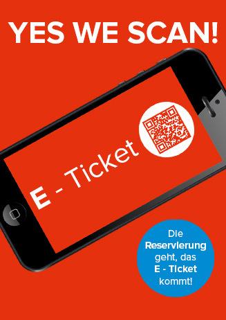 Das E-Ticket im Cineplex Pforzheim!